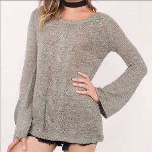 Tobi My Flare Lady Sweater
